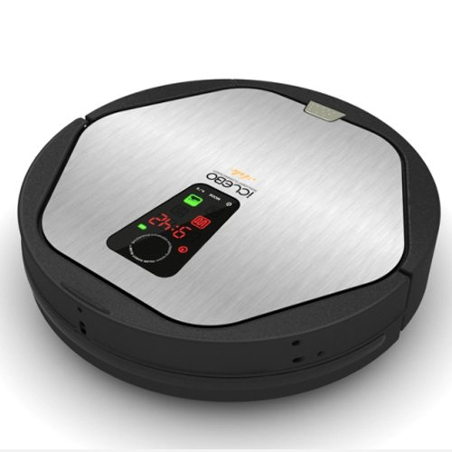 iclebo arte ycr m05 20 floor mapping smart robotic robot vacuum cleaning cleaner for home. Black Bedroom Furniture Sets. Home Design Ideas