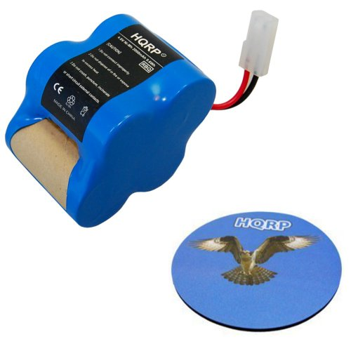 Hqrp 4 8v 2000mah Rechargeable Battery For Euro Pro Shark