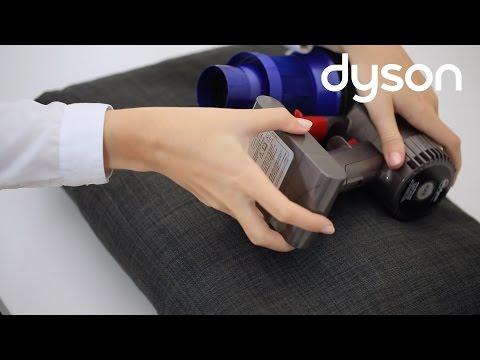 Пылесос дайсон как снять аккумулятор обслуживание пылесоса dyson dc29