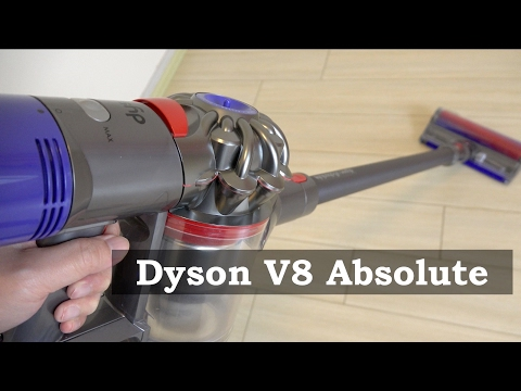 dyson v8 absolute vacuum review the no 1 cordless vacuum cordless cleaner reviews. Black Bedroom Furniture Sets. Home Design Ideas