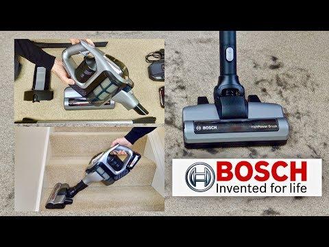 Bosch Bcs111gb Unlimited Cordless Vacuum Cleaner