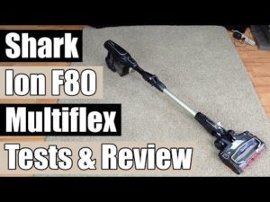 Shark Ion F80 Cordless Stick Vacuum Review If281 Best