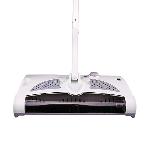 Powcube Cordless Sweeper Rechargeable Floor And Carpet