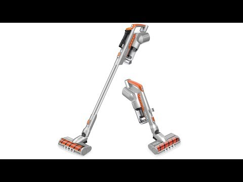 Cordless Vacuum Goovi Stick Vacuum Cleaner Cordless